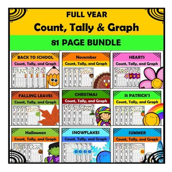 Count, Tally, & Graph Bundle