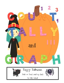 Count, Tally & Graph --- Halloween {CC aligned}
