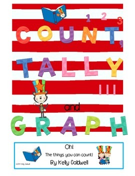 Count, Tally & Graph --- Oh!  The Things You Can Count! {C