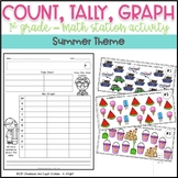 Count, Tally, Graph! - Summer