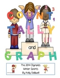Count, Tally & Graph --- The 2018 Winter Olympics, version 1 {CC aligned}