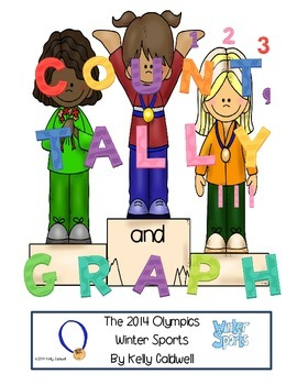 Count, Tally & Graph --- The 2014 Winter Olympics, version 2 {CC aligned}