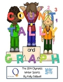 Count, Tally & Graph --- The 2018 Winter Olympics, version 2 {CC aligned}