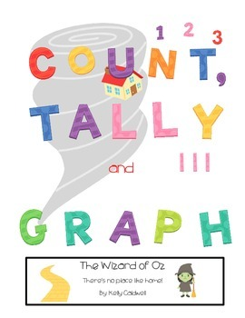 Count, Tally & Graph --- The Wizard of Oz