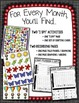 Count, Tally, Graph and Add --- Monthly Graphing All Throu