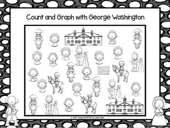 Count, Tally, and Graph with George Washington:  Data Collection Activities
