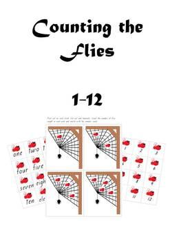 Count The Flies