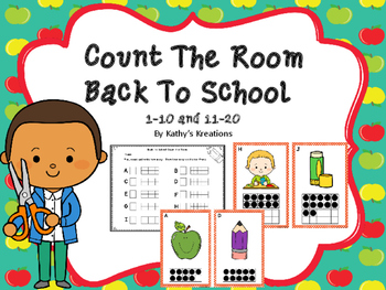 Count The Room  Back To School