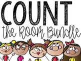Count The Room & Beyond - THE ALL YEAR LONG BUNDLE (15 Activities)