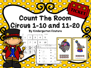 Count The Room Circus 1-10 and 11-20