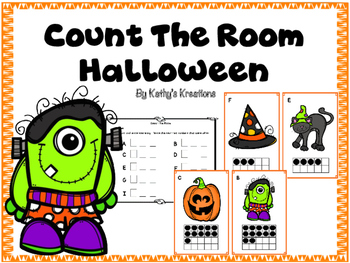 Count The Room Halloween 1-10 and 11-20