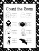 Count The Room - Halloween - Differentiated