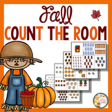 Fall Math Centers Kindergarten