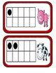 Count The Room ~ Ten Frame Farm Animals