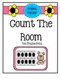 Count The Room - Ten Frame Pets