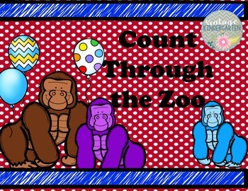 Count Through the Zoo