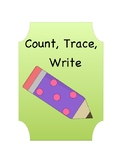 Count, Trace, Write