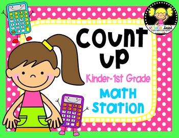 Count Up {Math Station}