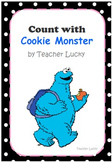 Count With Mr.Cookie Monster
