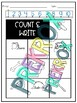 Count & Write the Room- Construction Tools