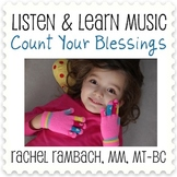 Count Your Blessings: Educational Song (MP3 + Instrumental