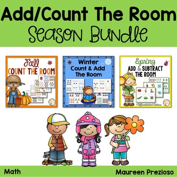 Count and Add The Room Bundle