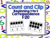 Count and Clip