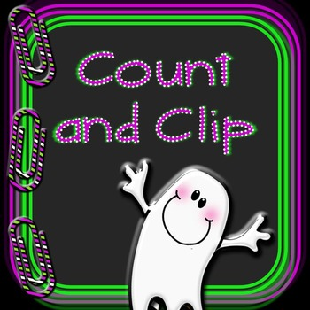Count and Clip (***Fall Freebie***)