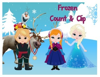 Count and Clip Frozen