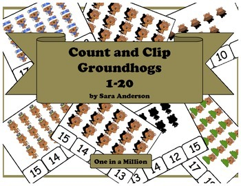 Count and Clip Groundhogs