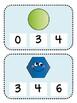 Count and Clip (Kindergarten Geometry Activity, K.G.4)