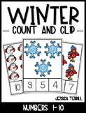 Count and Clip: Winter
