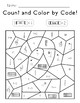 Represent It! Count and Color by Code