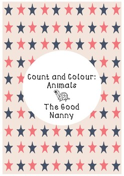 Count and Colour: Animals