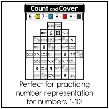 Back to School Count and Cover Mats