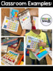 Counting to 100 and Create - Kindergarten Math Center (7 Activities)