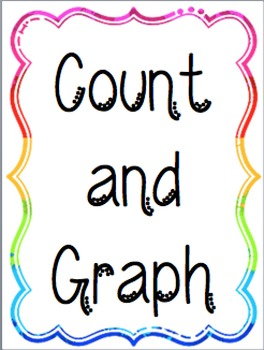 Count and Graph!