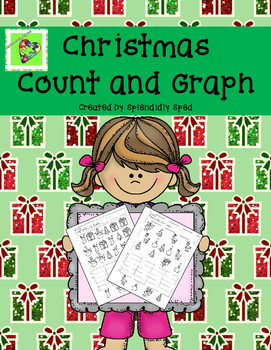 Count and Graph--Christmas Theme