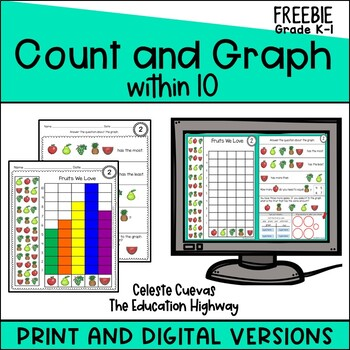 Count and Graph Kindergarten