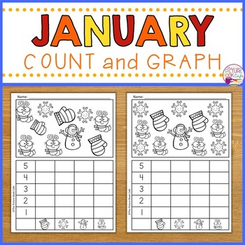 Count and Graph-January