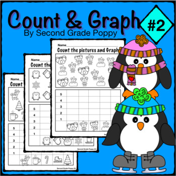 Count and Graph Winter Bundle Set #2