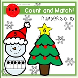 Cut and Paste, Count and Match (0-10)