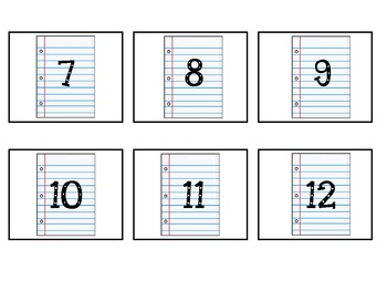 Count and Match Tens Frames