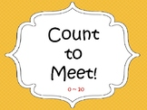 Count and Meet 0-10