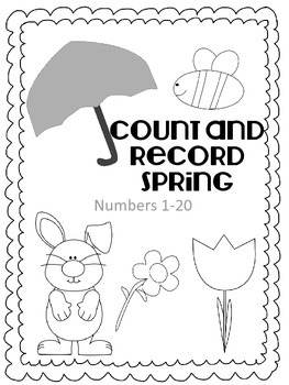 Count and Record Spring Edition