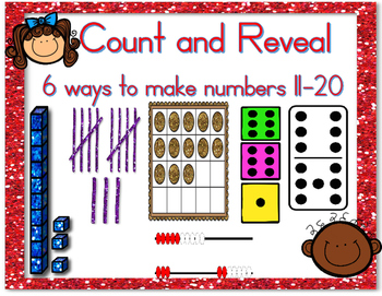 Count and Reveal: Numbers 10-20 Six Ways