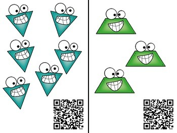 Count and Scan Shapes 1-10