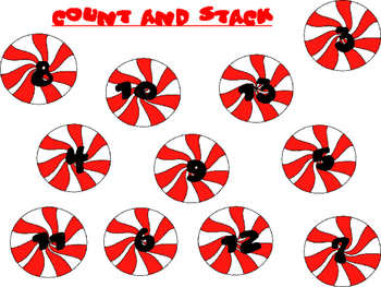 Count and Stack Through the Year