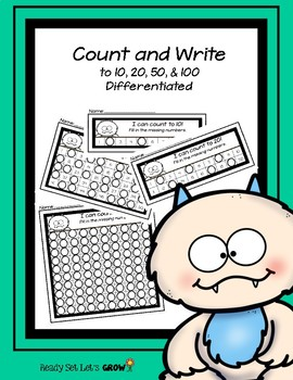 Count and Write