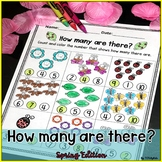 Count and Write | How many are there? | Math worksheets